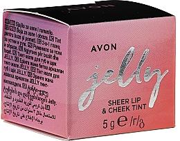 Düfte, Parfümerie und Kosmetik Lippentint - Avon Jelly Sheer Lip & Cheek Tint