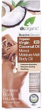 Düfte, Parfümerie und Kosmetik Natürliches Körperöl Kokos - Dr.Organic Virgin Coconut Oil Moisture Melt Body Oil