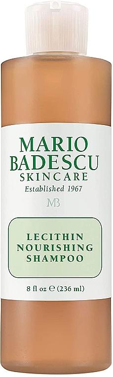 Pflegendes Shampoo mit Jojobaöl - Mario Badescu Lecithin Nourishing Shampoo