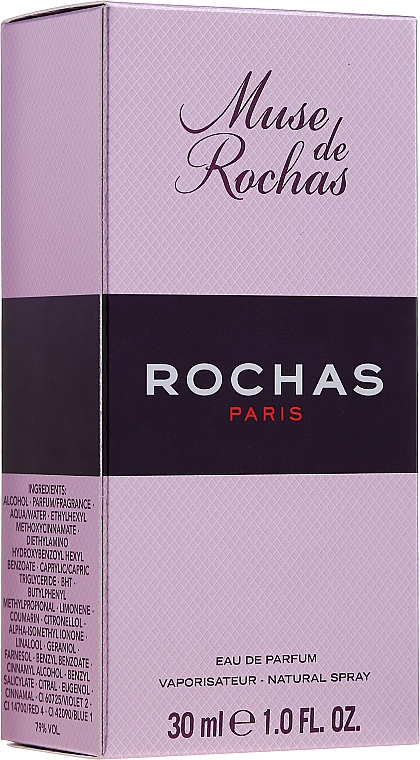 Rochas Muse de Rochas - Eau de Parfum