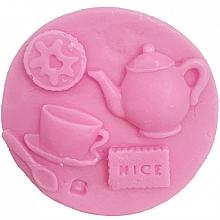 Düfte, Parfümerie und Kosmetik Handgemachte Naturseife mit Ingwer- und Neroliöl - Bomb Cosmetics Tea & Biscuits Art of Soap