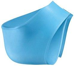 Düfte, Parfümerie und Kosmetik Silikonsocken mit Fersenschutz blau - Avon Silicone Heel Socks