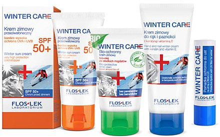 Schützende Wintercreme - Floslek Winter Care Bio-protective Cream For Winter — Bild N2