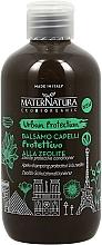 Düfte, Parfümerie und Kosmetik Schützende Haarspülung mit Zeolithen - MaterNatura Conditioner