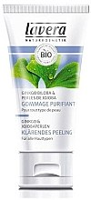 Düfte, Parfümerie und Kosmetik Ginko & Jojoba Perlen Klärendes Peeling - Lavera Gommage Purifiant
