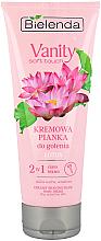 Düfte, Parfümerie und Kosmetik 2in1 Rasierschaum für Körper und Bikinizone mit Lotusduft - Bielenda Vanity Soft Touch Lotos