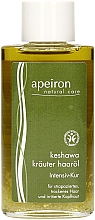 Düfte, Parfümerie und Kosmetik Haaröl - Apeiron Keshawa Herbal Hair Oil