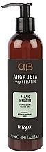 Düfte, Parfümerie und Kosmetik Reparierende Haarmaske für strapaziertes Haar - Dikson Argabeta Keratin Mask Repair