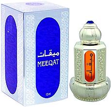 Düfte, Parfümerie und Kosmetik Al Haramain Meeqat Silver - Parfum-Öl