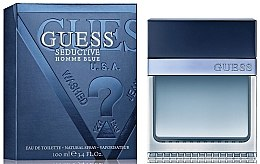 Düfte, Parfümerie und Kosmetik Guess Seductive Homme Blue - Eau de Toilette