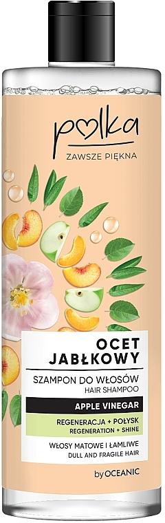 Haarshampoo mit Apfelessig - Polka Apple Vinegar Shampoo