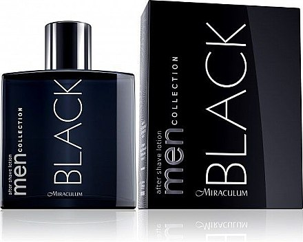 Miraculum Black Collection Men - After Shave Lotion
