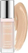 Düfte, Parfümerie und Kosmetik Flüssiger Gesichtsconcealer - Bourjois Radiance Reveal Concealer