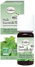 Düfte, Parfümerie und Kosmetik Organisches ätherisches Öl mit Pfefferminze - Galeo Organic Essential Oil Peppermint