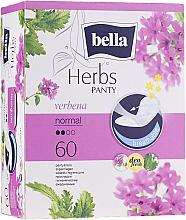 Düfte, Parfümerie und Kosmetik Slipeinlagen Panty Herbs Verbena 60 St. - Bella