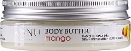 Düfte, Parfümerie und Kosmetik Masło do ciała Mango - Kanu Nature Mango Body Butter