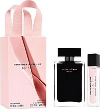 Düfte, Parfümerie und Kosmetik Narciso Rodriguez for Her Set - Duftset (Eau de Toilette 50ml + Haarnebel 10ml)