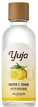 Düfte, Parfümerie und Kosmetik Gesichtstonikum mit Vitamin C - Skinfood Yuja Water C Toner