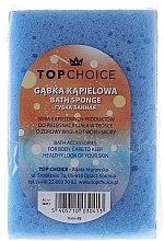 Düfte, Parfümerie und Kosmetik Badeschwamm 30413 blau - Top Choice