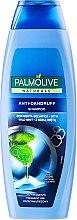 "Düfte, Parfümerie und Kosmetik Anti-Schuppen Shampoo ""Grüne Minze"" - Palmolive Naturals Anti-Dandruff Shampoo"