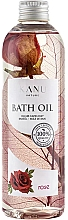 Düfte, Parfümerie und Kosmetik Olejek do kąpieli Róża - Kanu Nature Bath Oil Rose