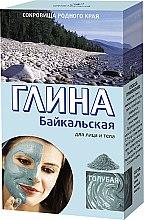 Düfte, Parfümerie und Kosmetik Blaue Tonerde für Gesicht und Körper aus dem Baikalsee - Fito Kosmetik