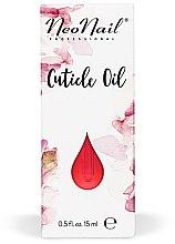Düfte, Parfümerie und Kosmetik Nagelhautöl mit Erdbeerduft - NeoNail Professional Cuticle Oil