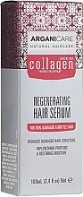 Düfte, Parfümerie und Kosmetik Regenerierendes Haarserum mit Kollagen und Arganöl - Arganicare Collagen Regenerating Hair Serum