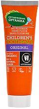 Düfte, Parfümerie und Kosmetik Bio Kinderzahnpasta - Urtekram Childrens Toothpaste Original