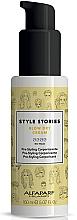 Düfte, Parfümerie und Kosmetik Hitzeschutz-Spray - Alfaparf Milano Style Stories Blow Dry Cream