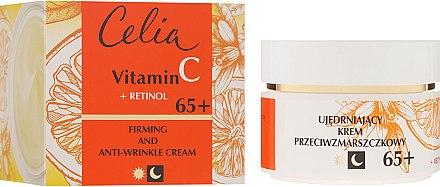 Anti-Aging Tages- und Nachtcreme 65+ - Celia Witamina C