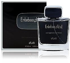 Düfte, Parfümerie und Kosmetik Rasasi Entebaa pour Homme - Eau de Parfum