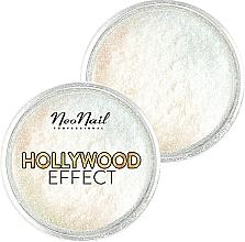 Düfte, Parfümerie und Kosmetik Glänzendes Pulver für UV Nagellack - NeoNail Professional Pollen Hollywood Effect