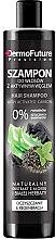 Düfte, Parfümerie und Kosmetik Reinigendes Shampoo mit Aktivkohle - DermoFuture Hair Shampoo With Activated Carbon