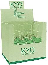 Düfte, Parfümerie und Kosmetik Haarampullen - Kyo Energy System Vials