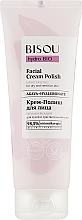 Düfte, Parfümerie und Kosmetik Gesichtscreme für trockene und empfindliche Haut - Bisou Hydro Bio Facial Cream Polish