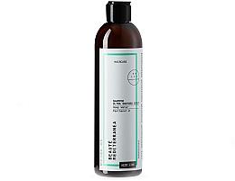 Düfte, Parfümerie und Kosmetik Kopfhautberuhigendes Shampoo mit Hanfwasser und Panthenol - Beaute Mediterranea Hemp Line Ultra Soothed Scalp Shampoo