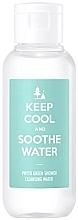 Düfte, Parfümerie und Kosmetik Gesichtsreinigungswasser mit grünen Extrakten - Keep Cool Soothe Phyto Green Shower Cleansing Water