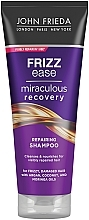 Düfte, Parfümerie und Kosmetik Wunder-Reparatur Shampoo für trockenes, widerspenstiges Haar - John Frieda Frizz Ease Miraculous Recovery Shampoo