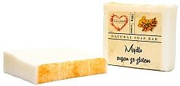 Düfte, Parfümerie und Kosmetik Handgemachte feste Hand- und Körperseife mit Argan - The Secret Soap Store