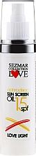 Düfte, Parfümerie und Kosmetik Sonnenschutzöl SPF 15 - Hristina Cosmetics Sezmar Collection