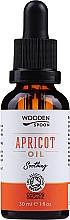 Düfte, Parfümerie und Kosmetik Kaltgepresstes Aprikosenöl - Wooden Spoon Apricot Oil