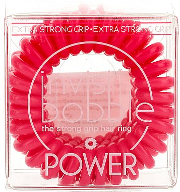 """Haargummis """"Power Pinking of You"""" 3 St. - Invisibobble Power Pinking of You — Bild N2"""