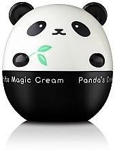 Düfte, Parfümerie und Kosmetik Gesichtscreme für einen ebenmäßigen Teint gegen Rötungen, Piigmentflecken und große Poren - Tony Moly Panda's Dream White Magic Cream