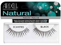 Düfte, Parfümerie und Kosmetik Künstliche Wimpern - Ardell Natural Scanties Black