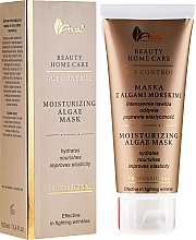 Düfte, Parfümerie und Kosmetik Gesichtsmaske - Ava Laboratorium Beauty Home Care Moisturizing Algae Mask