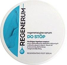 Düfte, Parfümerie und Kosmetik Feuchtigkeitsspendendes beruhigendes und regenerierendes Fußserum - Aflofarm Regenerum Serum
