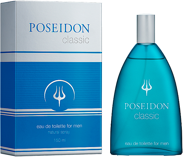 Instituto Espanol Poseidon Classic - Eau de Toilette