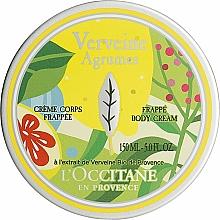 Düfte, Parfümerie und Kosmetik Körpercreme mit Eisenkraut-Duft - L'Occitane Verbena Agrumes Frappe Body Cream