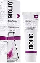 Düfte, Parfümerie und Kosmetik Straffende und glättende Tagescreme 45+ - Bioliq 45+ Firming And Smoothing Day Cream